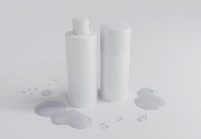 高角度产品和气泡排列