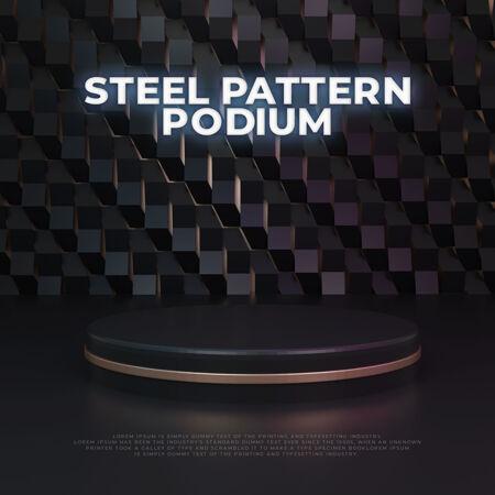 钢模裙楼产品展示